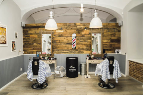 Brother's Barbershop (Foto: Christopher Mavric)