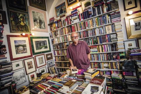 Buchhandlung Mi (Foto: Christopher Mavric)