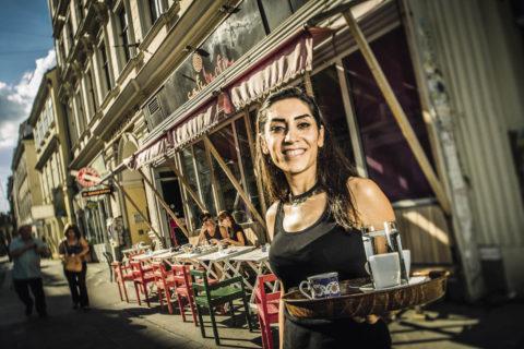 Café Berfin (Foto: Christopher Mavric)