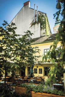 Gasthaus zur Stadt Krems (Foto: Christopher Mavric)