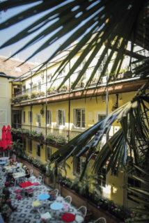 Hotel am Brillantengrund (Foto: Christopher Mavric)