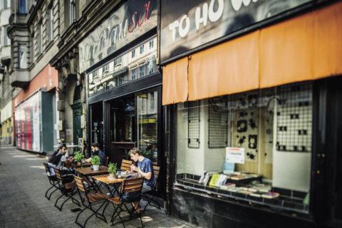 La Pausa (Foto: Christopher Mavric)