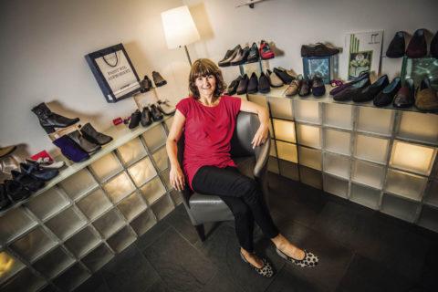 Schuhe für Frauen (Foto: Christopher Mavric)