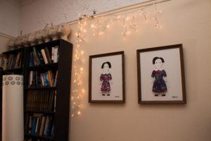Erenthals Kunst thematisiert ihre Kindheit in einer ultraorthodoxen Gemeinde (c) Anna Goldenberg