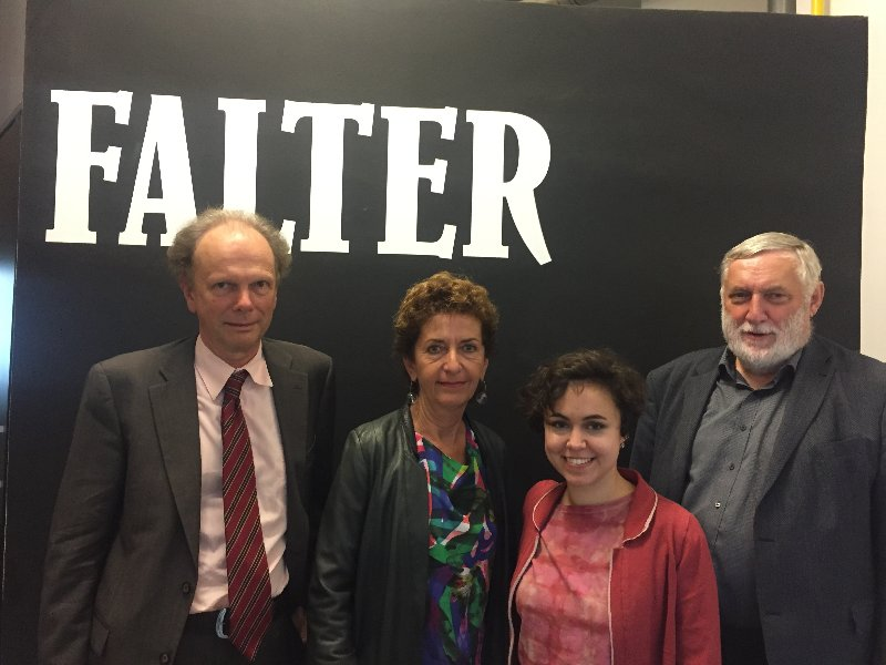 Waldheims Walzer Und österreich 2018 98 Falter Radio