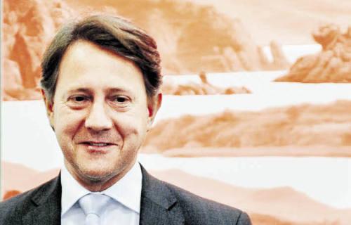 Peter Weinzierl, Boss der Meinl-Bank (Foto: APA/Herbert Neubauer