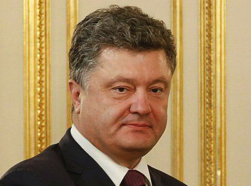 Petro Poroschenko, Präsident der Ukraine: Offshore-Geld läuft über Wien (Foto: APA/BKA/Andy Wenzel)