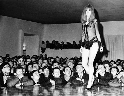 Die 'Sexpo 1971' im Wiener Künstlerhaus (Foto: Imagno / Votava  / picturedesk.com)