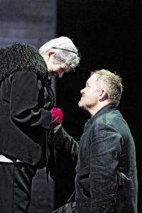 Foto: Reinhard Werner, Burgtheater; Björn Segschneider/Parallel (Kunst)