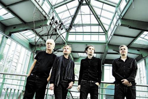 Education by Entertainment: Thomas Ebermann, Robert Stadlober, Andreas Spechtl und Kristof Schreuf (von links nach rechts) (Foto: Stefan Pabst)