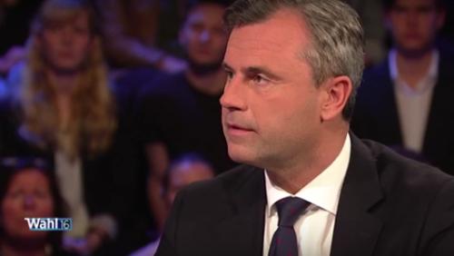 Screenshot: ORF