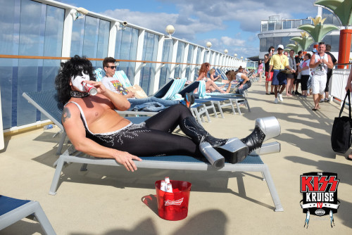 Foto: willbyington.com/Kiss Kruises
