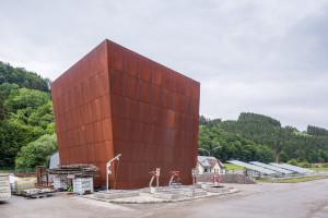 Die Klärschlammanlage von Ybbsitz in Niederösterreich (Foto: Landluft/Georg Herder)