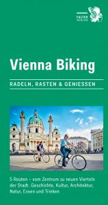 """Buchcover """"Vienna Biking"""""""