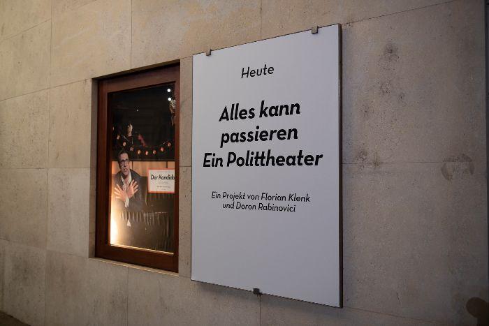 Falter Fotogalerie Alles Kann Passieren Ein Polittheater Falterat